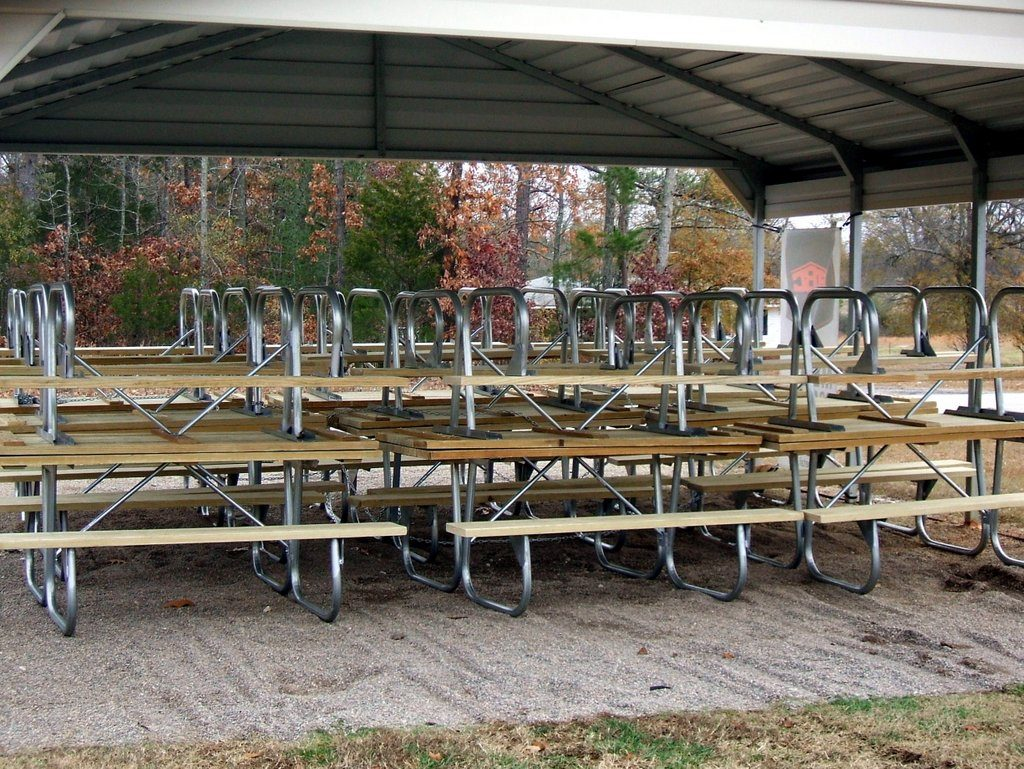 Premium Picnic Tables Cold Spring Enterprises Inc - Stainless steel picnic table