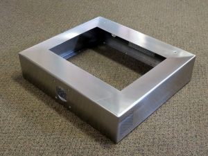 Stainless Steel Screen Enclosure